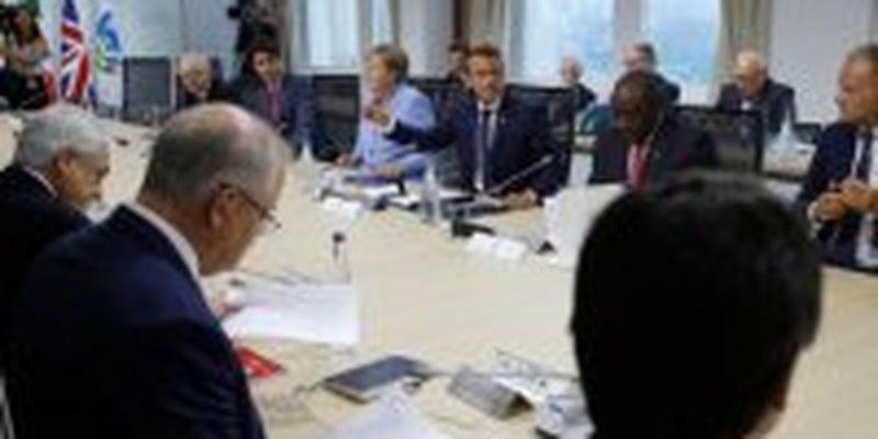 Голови МЗС країн G7 закликали РФ повністю відвести війська від кордону з Україною – комюніке