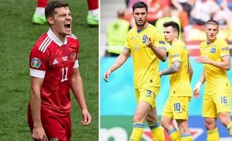 В РФ предложили устроить футбольный матч между сборными Украины и России
