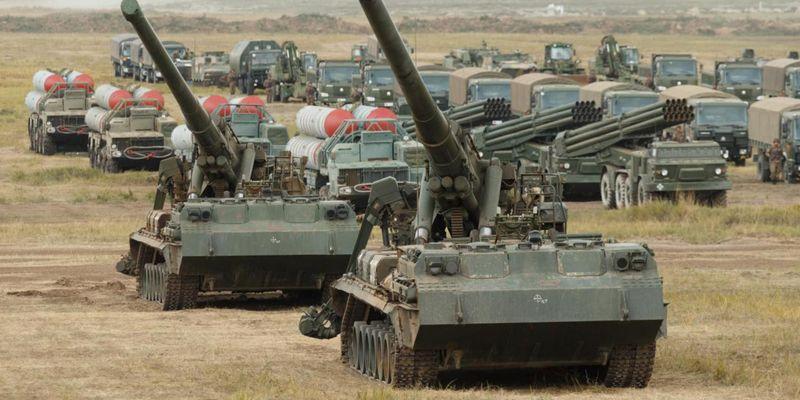 Танки, авиация и артиллерия: Россия перебросила в Крым новую военную технику