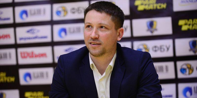 Украинский тренер обиделся и выдал самую короткую пресс-конференцию