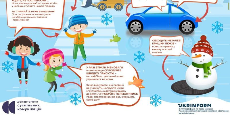 В Україну раптово прийшла зима: Які заходи вживає влада та що варто знати, аби не замерзнути на вулиці