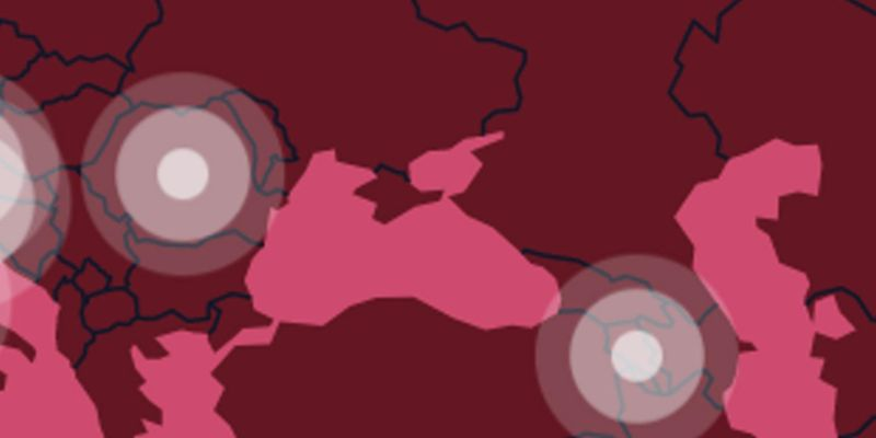 С сайта Олимпиады убрали карту с Украиной без Крыма