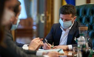 Зеленский ввел в действие решение СНБО по контрабандистам