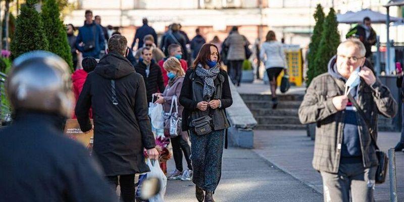 """В Украине с завтрашнего дня только одна область останется """"покрасневшей"""""""