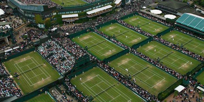 Тенісний Wimbledon у 2021 році збираються провести без глядачів