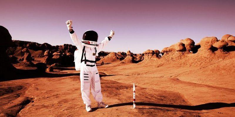 На Марсе появится город-миллионник