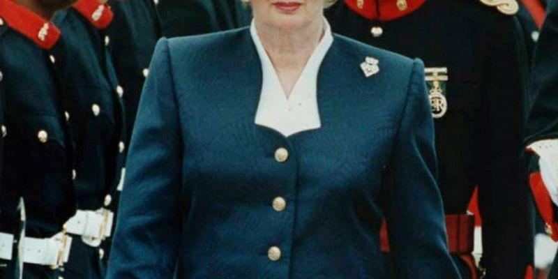 """Померла перша жінка-прем'єр і """"Залізна леді"""" Великої Британії"""