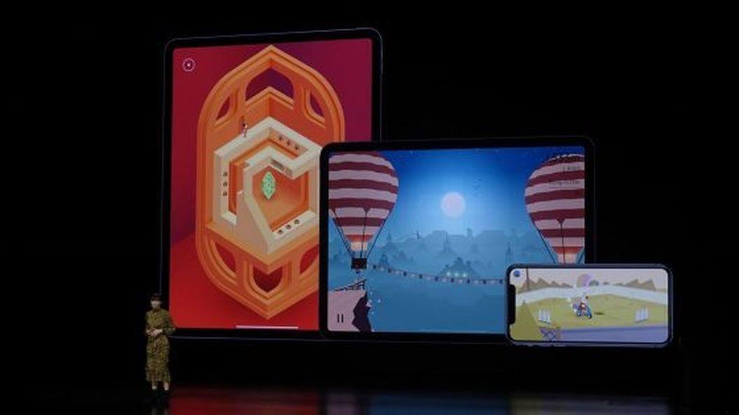 Apple Arcade — подписка на эксклюзивные игры для iPhone, iPad, ПК и TV