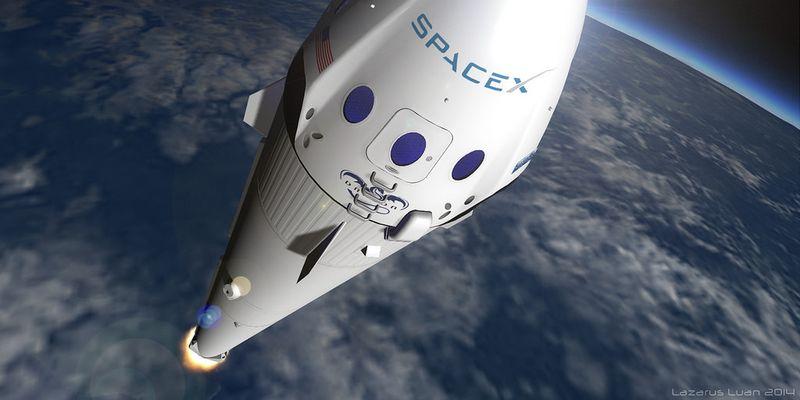 SpaceX назвала имя второго туриста, который станет членом экипажа Crew Dragon