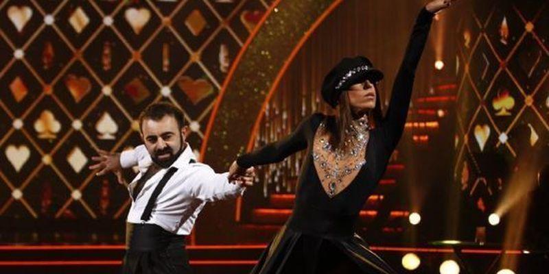 """""""Танці з зірками"""": Арам Арзуманян неочікувано повернувся на паркет шоу та приголомшив пасодоблем"""
