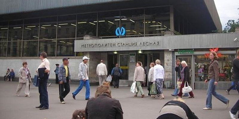 В Киеве женщина родила на станции метро