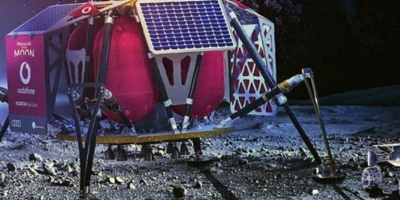 Nokia на построит 4G-сеть на Луне за счет NASA