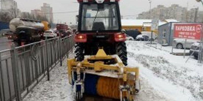 Синоптики попередили про сильний сніг у Києві