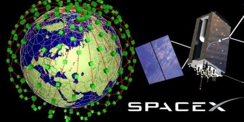 SpaceX будує по 120 супутників Starlink в місяць