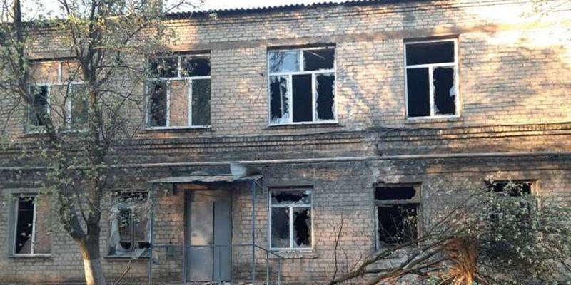 Бойовики обстріляли лікарню з хворими на Covid-19