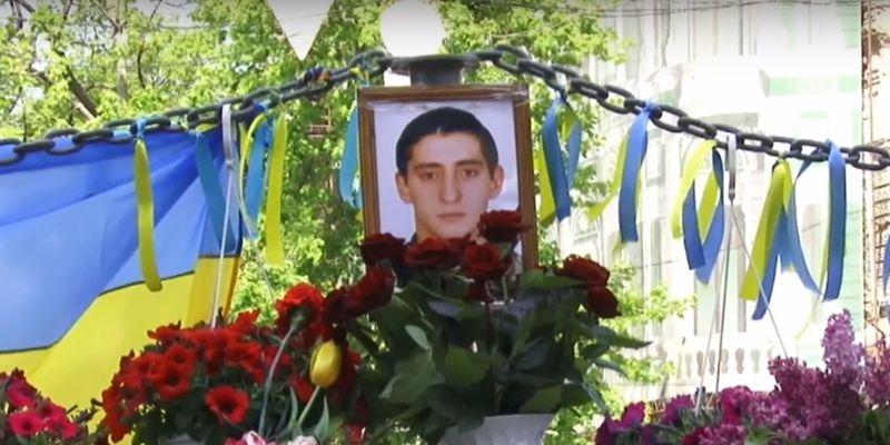 В Одессе надругались над мемориалом в честь погибших 2 мая 2014 года патриотов