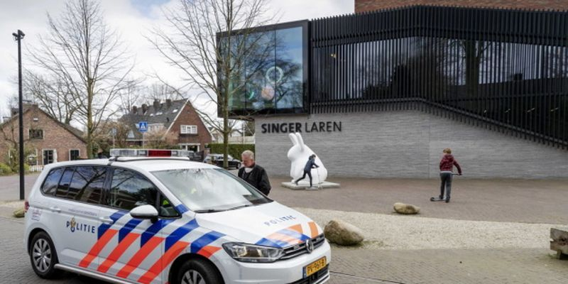 В Нидерландах задержали подозреваемого в краже картин Ван Гога