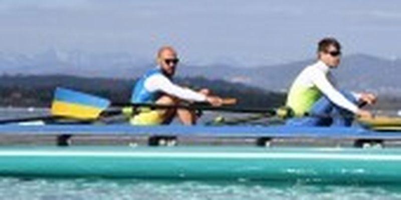 Збірна України завоювала першу олімпійську ліцензію з академічного веслування