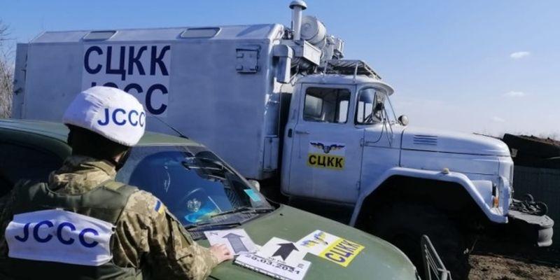 Оккупанты обвинили военных в «обстреле» под Горловкой - в СЦКК ответили на провокацию