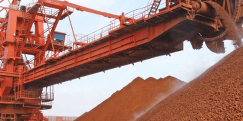 Рост цен на желруду остановился на фоне снижения спроса на сталь в Китае