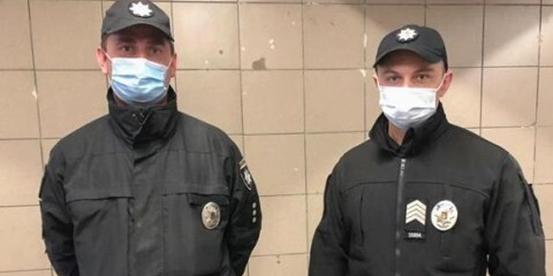 В Сети появилось видео экстремальных родов в метро Киева