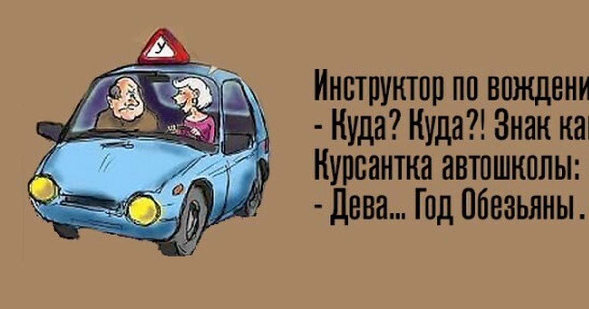 Смешные картинки инструктор по вождению, найти все