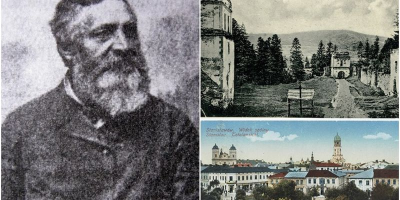 Враження мандрівника від подорожі Львівщиною і не тільки у 1851 р
