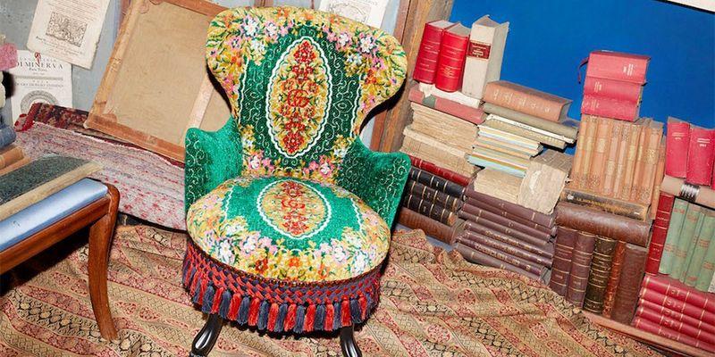 Сувениры из Рима: Gucci выпустили осеннюю коллекцию декора и товаров для дома