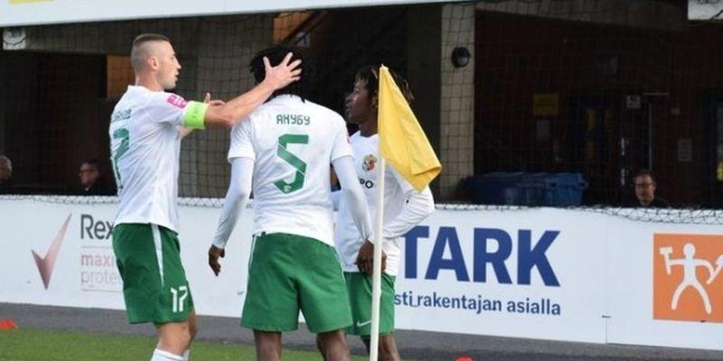 «Ворскла» не удержала победу над финским КуПС на старте Лиге конференций УЕФА