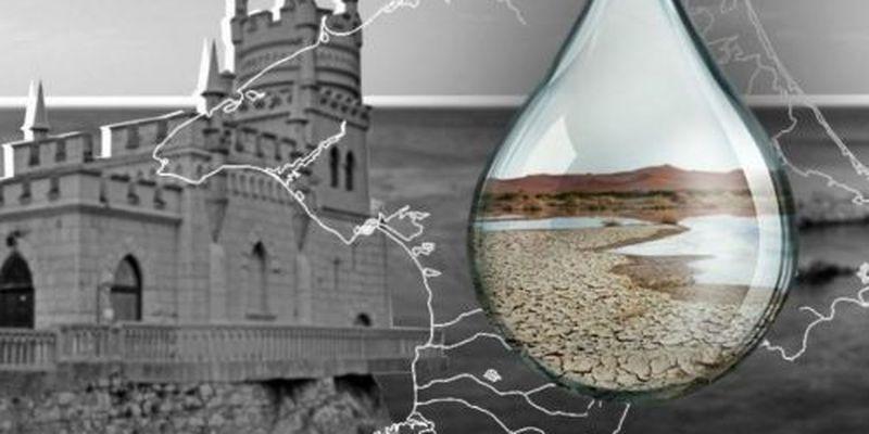"""Оккупанты сказали, когда начнут """"качать"""" воду под Азовским морем для Крыма"""