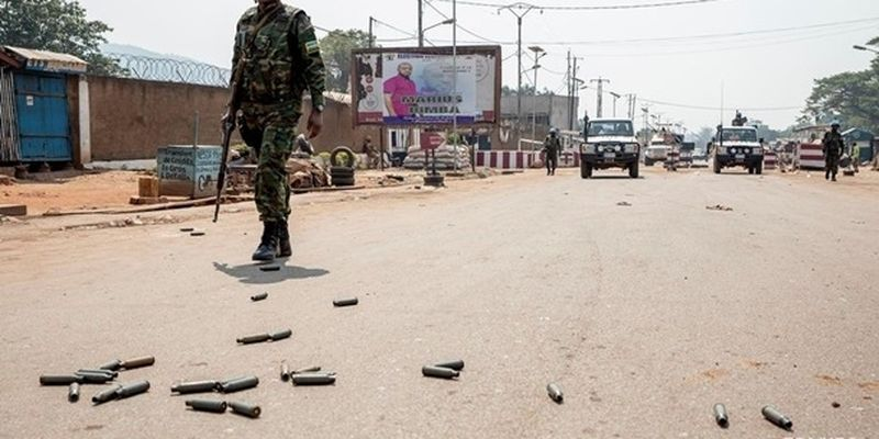 Власти ЦАР объявили чрезвычайное положение из-за наступления повстанцев