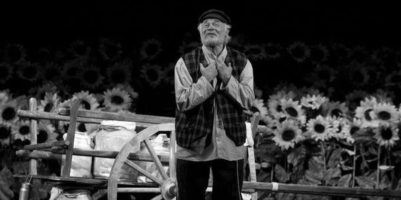 Помер відомий український актор Жан Мельников