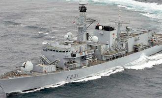 На фоне угрозы России НАТО перебросит в сторону Крыма ракетный эсминец и противолодочный фрегат