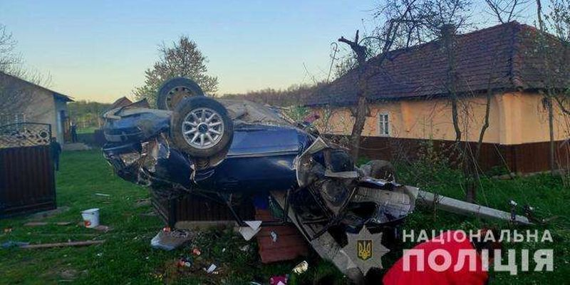 Сьогодні на Буковині сталася смертельна ДТП - водій помер на місці події