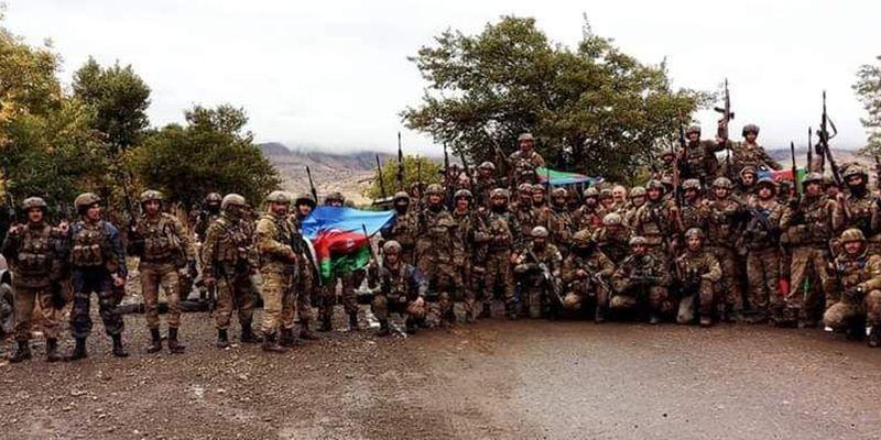 Азербайджан заявив про взяття під контроль міста Фізулі