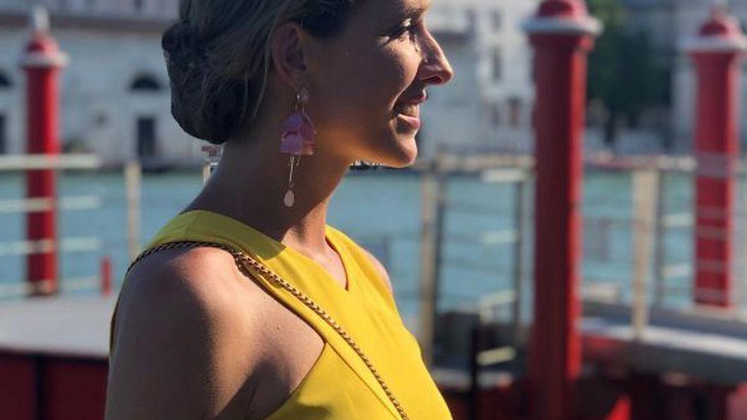 Катя Осадча похвалилася романтичним відпочинком у Венеції