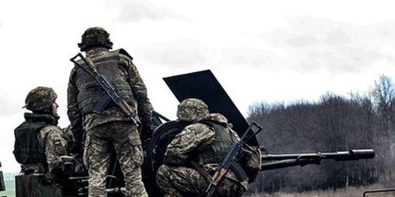 Военные ВСУ сбили вражеский беспилотник на Донбассе: кружил над несколькими городами