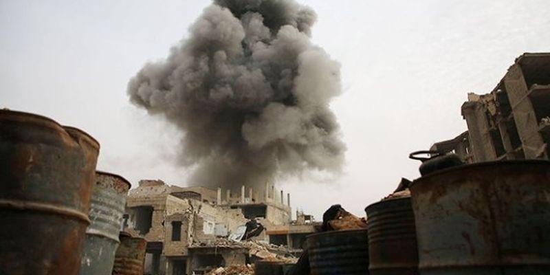 В Сирии заявили о 57 погибших в результате ударов ВВС Израиля