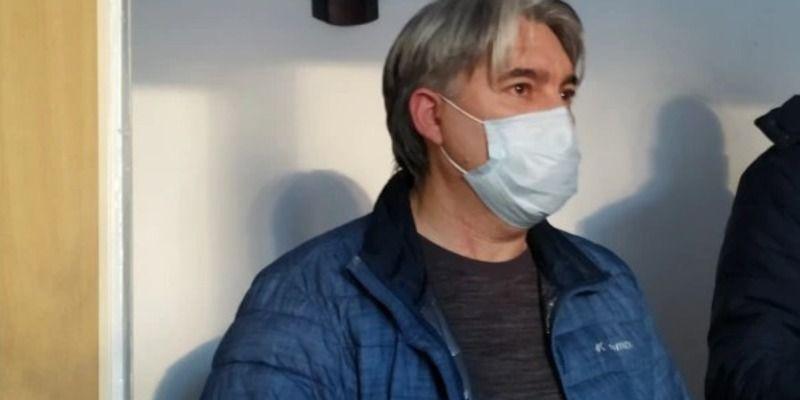 Награжденный за оккупацию Крыма медик пожалел, что помогал россиянам захватывать полуостров