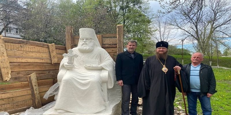 В Черкассах к юбилейным датам УПЦ установит памятник святителю Луке Крымскому