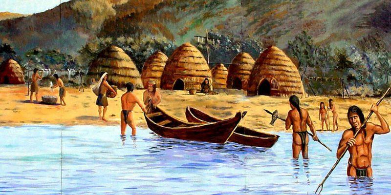 Индейцы чумаши использовали деньги из ракушек еще 2 тыс. лет назад