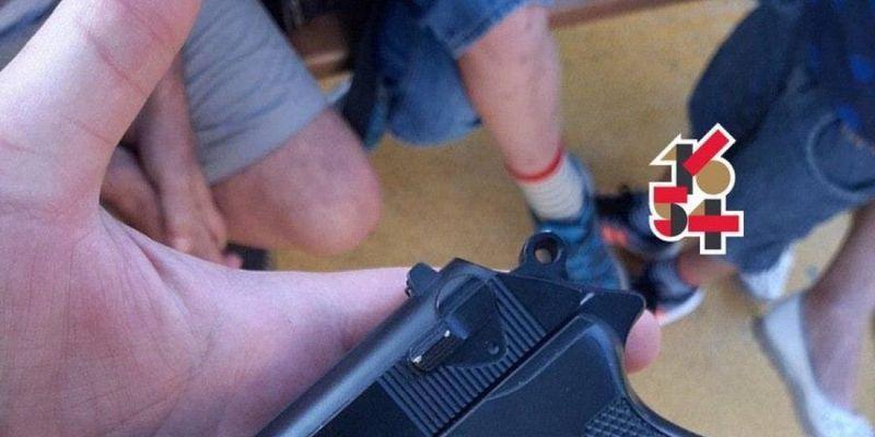 В Харькове подросток устроил стрельбу на детской площадке: есть жертвы