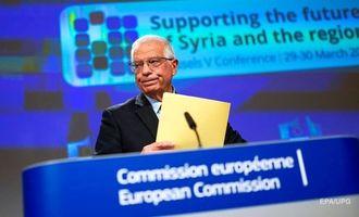 В помощь Сирии собрали более €5 млрд