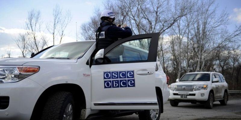 ОБСЕ насчитала за сутки 88 нарушений «тишины» на Донбассе