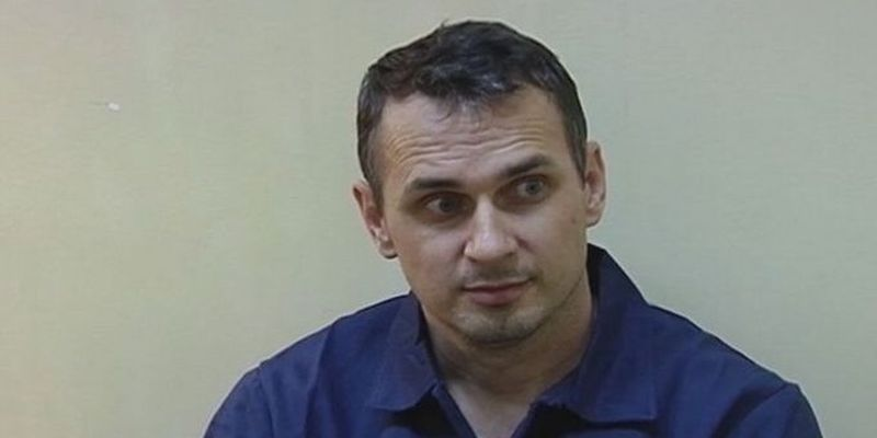 Сенцов дав покази для Гаазького трибуналу