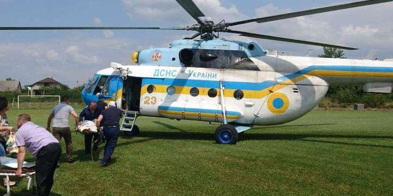 Літаки та вертольоти ДСНС відремонтують за 106 мільйонів