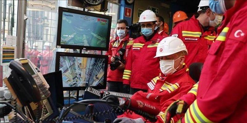 В Черном море нашли новые запасы газа