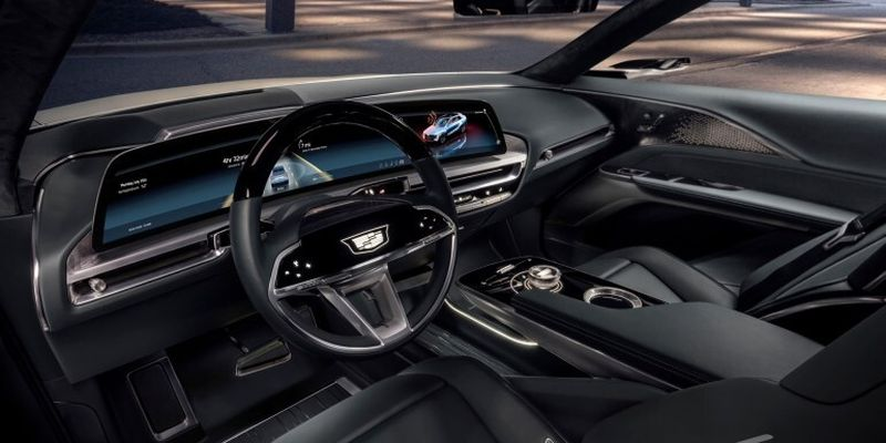 Официально: Стоимость премиального электрокроссовера Cadillac Lyriq стартует с отметки менее $60,000