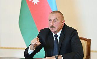 Президент Азербайджана рассказал украинскому журналисту детали спецоперации по освобождению оккупированных территорий