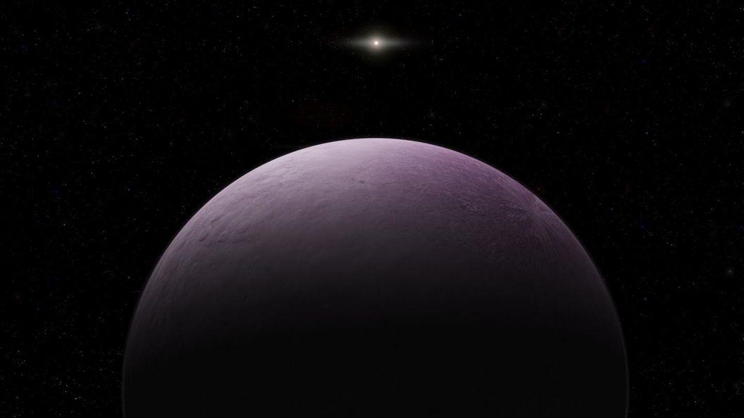 В Солнечной системе нашли самую далекую карликовую планету